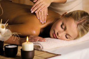 Massage - die Kunst der Berührung