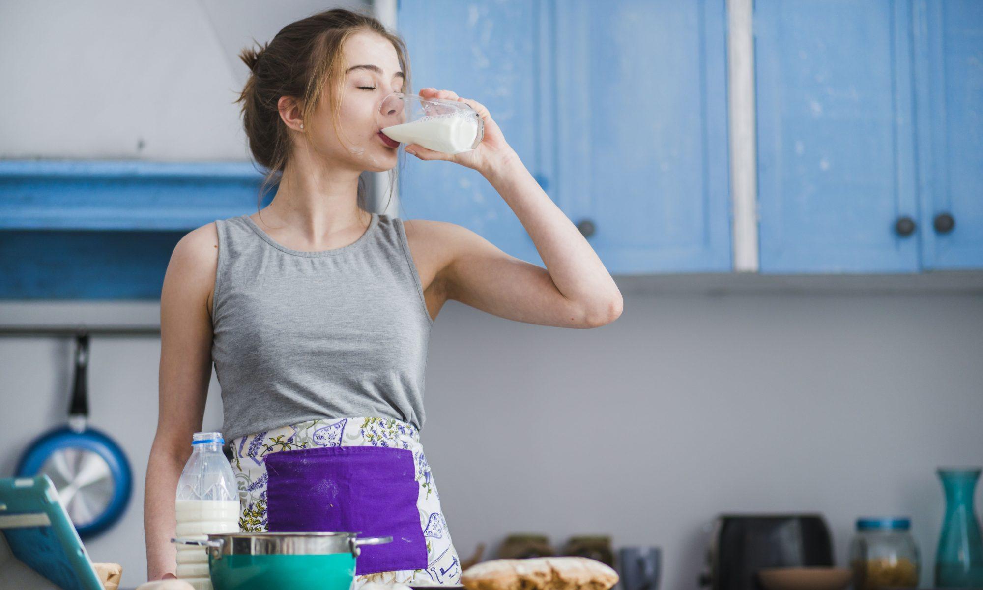 Milch – weiß und wertvoll